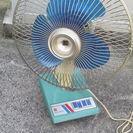 レトロな扇風機→終了