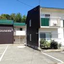 七尾市2Kアパート(駐車場付)入居者募集⭐︎外壁リフレッシ…