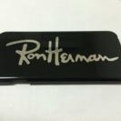 Ron Herman メタリック携帯ケース