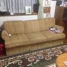 マルニ木工製ソファー 3人掛け