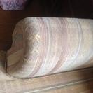 マルニ木工製ソファー 3人掛け − 山梨県