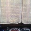 マルニ木工製ソファー 3人掛け - 売ります・あげます