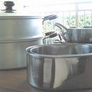 調理器具セット(アウトドアにもご利用いただけます)