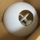 値下げ室内照明傘型電灯  電球付