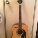 [値下げしました!]アコ―スティックギター (Epiphone)