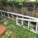 2.1mの梯子(※家あるものほぼすべて)