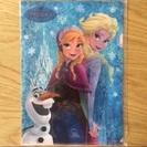 アナと雪の女王 クリアファイル 新品未開封