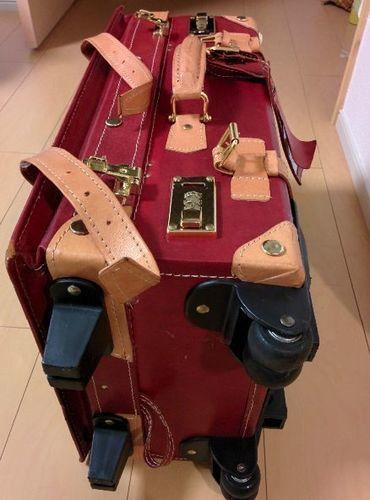 2fb9914c57 クラシックスーツケース赤 (シリウス) 甲斐のバッグ《その他》の中古 ...