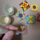 スペイン&ポルトガル陶芸(装飾タイル)の絵付け教室。<絵付けタイ...