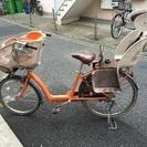 子供乗せ自転車 ブリジストン