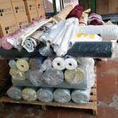 ♪余った生地♪回収、処分いたします♪中部地区の縫製工場♪メーカー様♪不要な生地♪反物♪残反♪残布処分♪生地 処分 買取もいたします。♪  - 関市