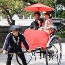 人力車の出張レンタル! ~石川県でのイベント、結婚式に