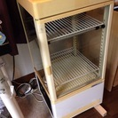 SANYO 42L冷蔵ショーケース