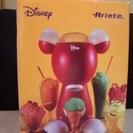 自動かき氷器 新品 ★ディズニー ミッキーマウス型