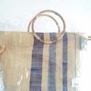 カゴバッグ 竹