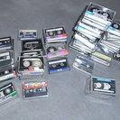 カセットテープ(録音済み 約100本)値下げしました