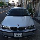 BMW 320i 4.4万キロ 車検28.8 個人 交換可能