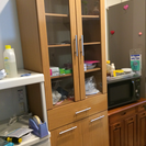 2000円  食器棚