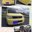 ご成約いただきました!感謝!ekワゴン☆黄色☆AT,4WD…