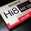 🏎️早い者勝ち!!【激安!!】SONY Hi8ME120Hi8の...