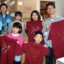【大阪教室】 親子オリジナルTシャツ教室2015