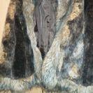 ファーコート【本物の毛皮ではありません】