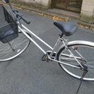 中古自転車差し上げます