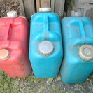 灯油ポリ容器