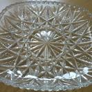 ☆☆未使用☆☆雪の結晶のようなお皿