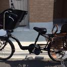 Panasonic ギュットミニ 電動自転車の画像
