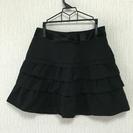 LDprime スカート(ブラック)