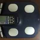 体重体脂肪計