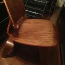 イームズ チェア コーヒーテーブルセットの画像