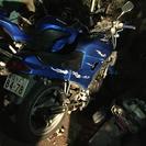 【値下げ】VTZ250 オールペン タイヤバリ山