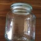 保存容器 ガラス クッキージャー