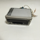 中古品 JVC CD/カセットプレーヤー KW-XC550