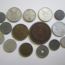 【古銭いろいろ15枚】明治◆昭和◆50銭/10銭/5銭/2銭/1...