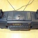 懐かしのAIWA CDラジカセ 大型大音量でまだ使えます 取りに来...