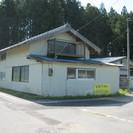 愛知県北設楽郡、倉庫 現状難あり