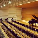 一緒にピアノ発表会、コンサートで演...