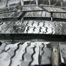 バリ山 スタットレスタイヤ+アルミホイール 4本セット