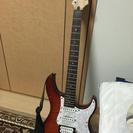 エレキギター yamaha pacifica
