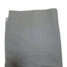 厚地の布(綿100%) ダークグレー 未使用