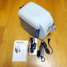 ポータブルクーラーボックス+AC/DCアダプターセット
