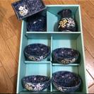 新品 美濃焼き 天ぷら皿のセット