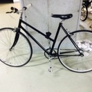 Lovely restored vintage road bike...