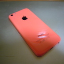 iPhone5c 32GB ピンク docomo