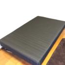 セミダブル脚付きベッドマット