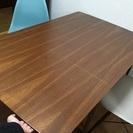 イームズチェア2脚&バタフライダイニングテーブルセット - 世田谷区
