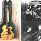 hofnerベース500/5 1959年製 Stuart Sutc...